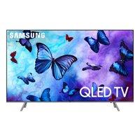 Samsung Q6F QN82Q6FNAF 82-inch 4K Ultra HD LED Smart TV - 3840 x 2160 - Clear Motion 240 - Dolby, Dolby Digital Plus - Wi-Fi - HDMI