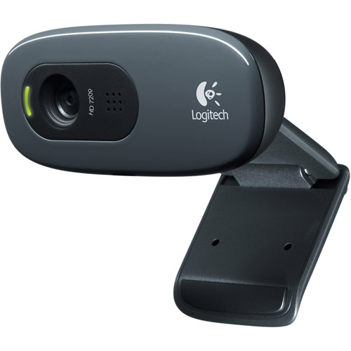 Logitech USB Webcam C270H