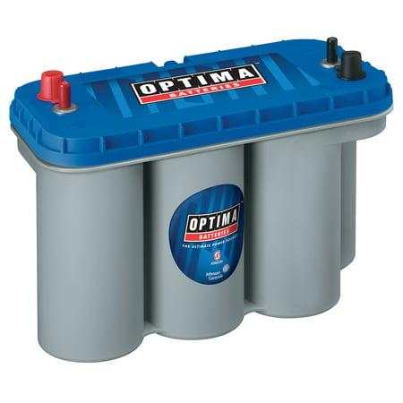 OPTIMA BlueTop Marine Battery, Group 31 (Best Group 31 Battery)
