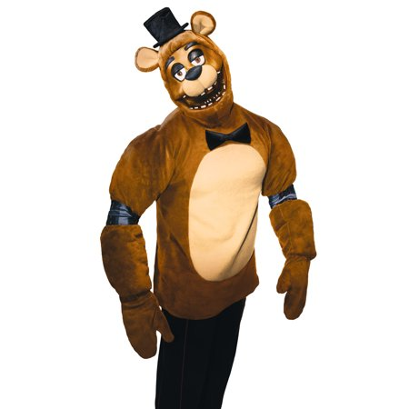 Five Nights at Freddy's Freddy Adult Costume - Costumes At Walmart