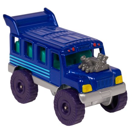 Bus Vehicles - PJ Masks Die-Cast Vehicle - Night Ninja Bus