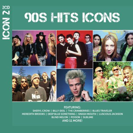 Icon: 90's Hits / Various (90's Halloween Music)