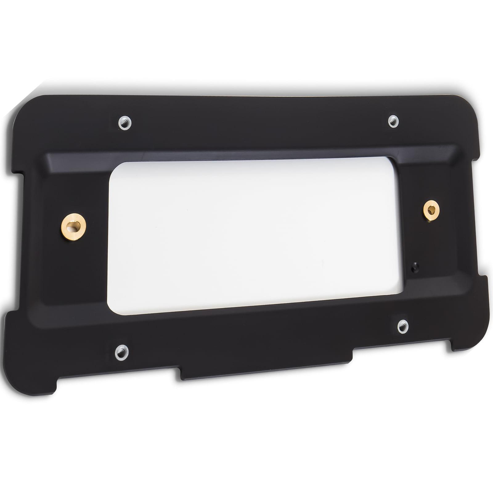 OxGord License Plate Frame Bracket Mount Holder