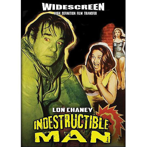 The Indestructible Man (Anamorphic Widescreen)