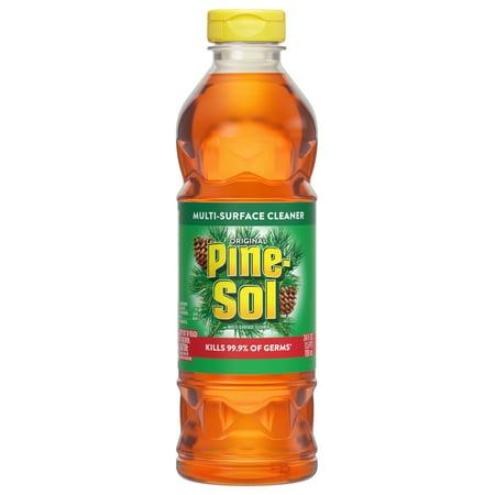 Pine-Sol All Purpose Cleaner, Original Pine, 24 Ounce (Precious Liquid Jewelry Cleaner 16 Oz Bottle)