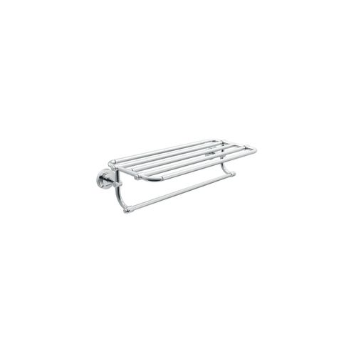 "Moen DN0794 24"" Towel Shelf from the Iso Collection by Moen"