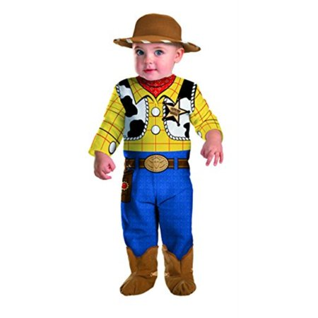 Toy Story Woody Infant Costume 0-6 - Woody Costume Baby