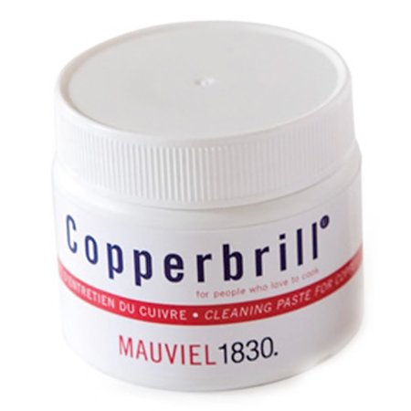 Mauviel Copperbrill Copper Cleaner (Mauviel M'plus Copperbrill Cleaner, 150)