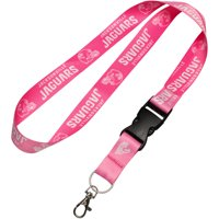 Jacksonville Jaguars WinCraft Lanyard with Detachable Buckle - No Size