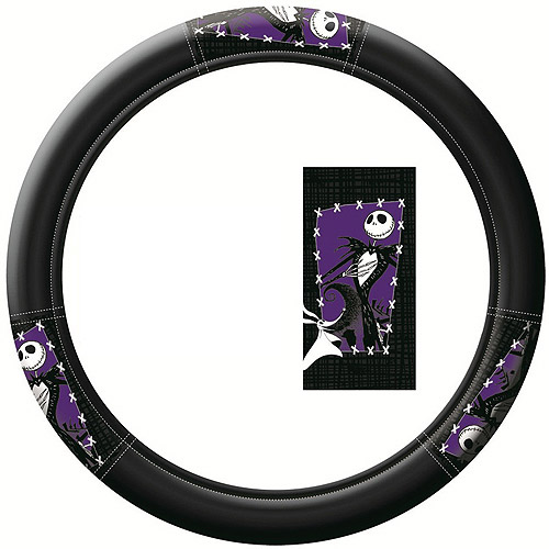 Nightmare Before Christmas Graveyard Steering Wheel Cover