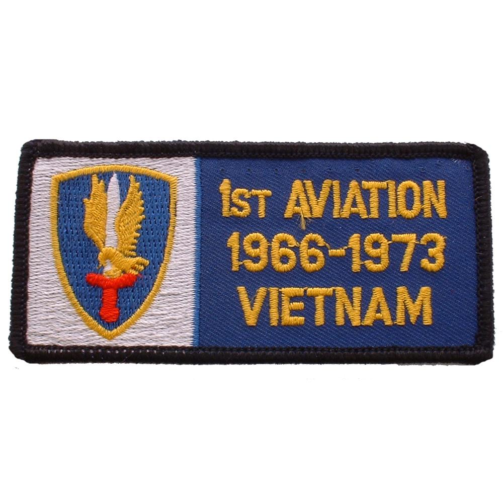 """3/"""" 1ST AVIATION BDE Embroidered Military Patch"""