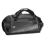 Ogio, Endurance 9.0 Black/Silver Athletic Bag/Backpack