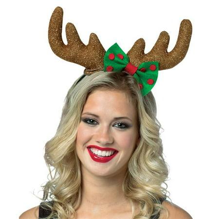 Reindeer Antlers Headband](Reindeer Antler Headband Craft)