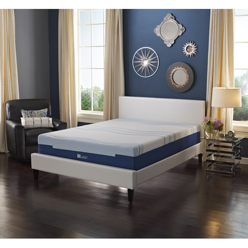 Eco-Lux Lane 10'' Gel Foam Mattress