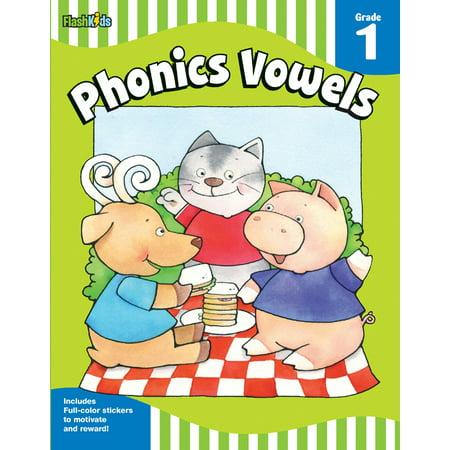 Phonics Vowels: Grade 1 (Flash Skills)](Variant Vowels)