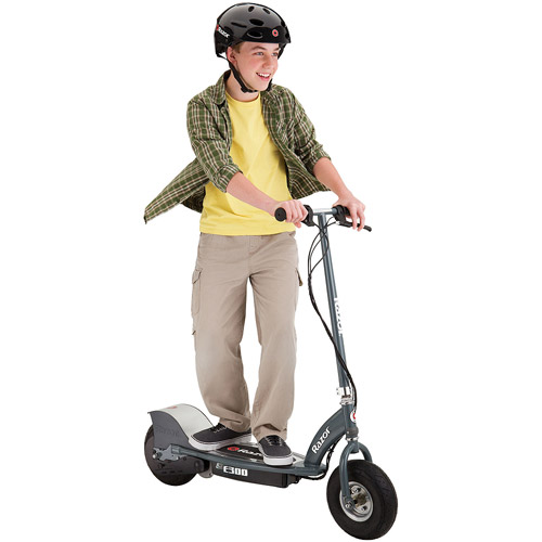 razor e300 24-volt electric-powered scooter - walmart