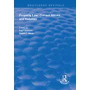 Property Law: Current Issues and Debates - eBook