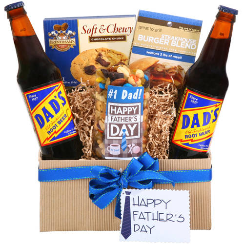 Alder Creek Happy Father's Day Gift Basket