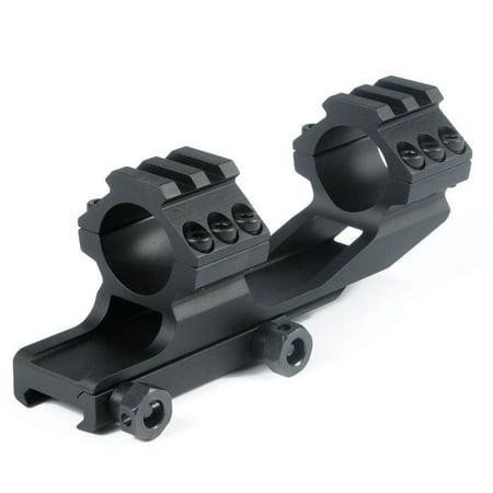 Base Leupold Scope Mounts - 30mm Cantilever Scope Dual Rings Mount Picatinny Rail Tops Nikon Leupold Burris
