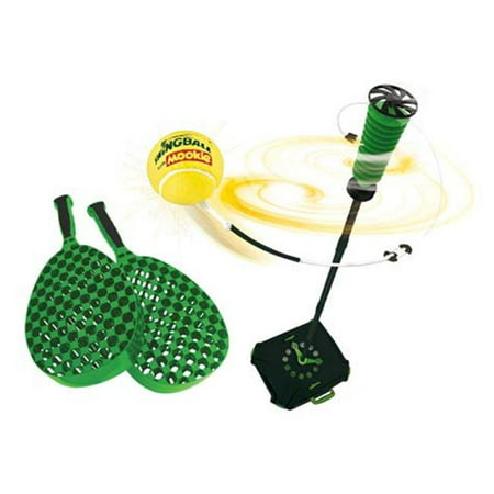All Surface Swingball, Black With Green