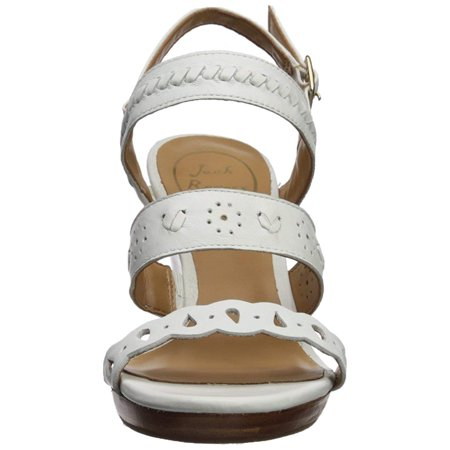 dcbff8cf4be1 Jack Rogers Womens Arden Open Toe Casual Platform Sandals - image 1 of 2 ...