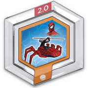 Disney INFINITY: Marvel Super Heroes (2.0 Edition) Power Disc - Spider-Copter