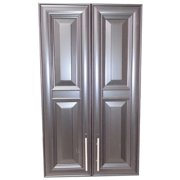 WG Wood Products Overton 21'' W x 40'' H Wall Mounted Cabinet