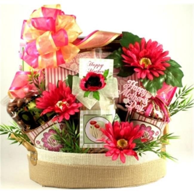 Gift Basket Village AMoDaTr A Mother;s Day Retreat Gift Basket