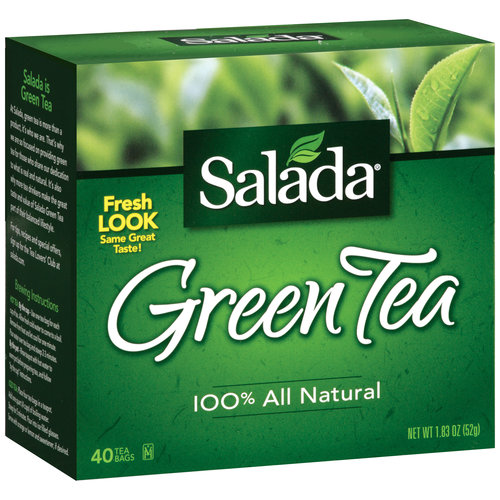 Salada Green Tea Bags, 40 count, 1.83 oz