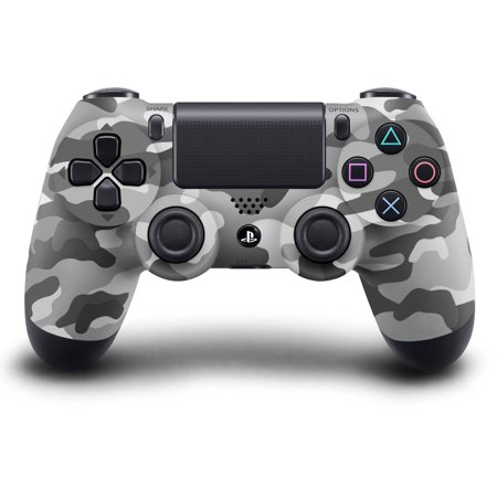 Sony Dualshock 4 Controller, Urban Camo (PS4) - Walmart.com