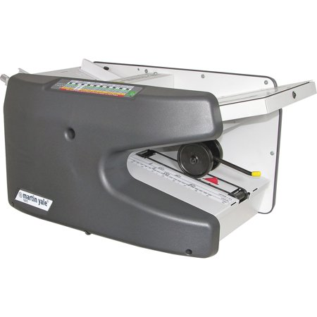 - Martin Yale, PRE1611, Premier 1611 Ease-Of-Use Autofolder, 1 Each, Charcoal