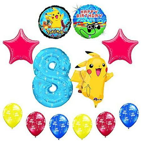 NEW! 12 pc Pokemon Go