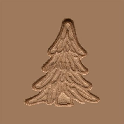 Pine Tree 3D Leather Stamp By Springfield Leather Company