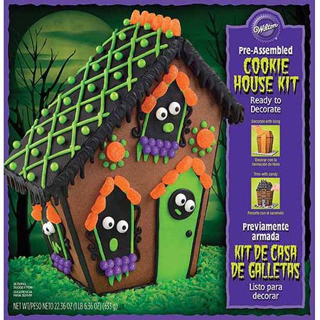 wilton haunted house kit pa