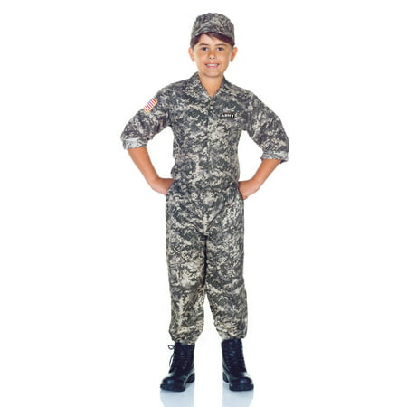 Costumes Army (Us Army Boys Costume)