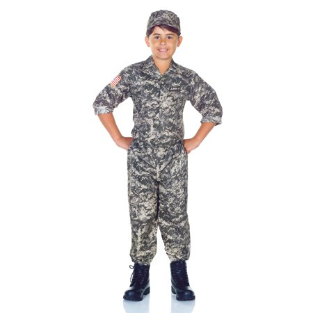 Us Army Costumes (Us Army Boys Costume)