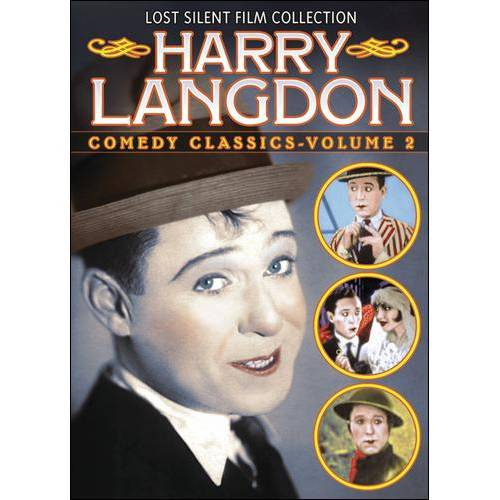 Harry Langdon Comedy Classics, Volume 2: His Marriage Vow (1925)   Soldier Man (1925)   Smile Please (1924)... by ALPHA VIDEO DISTRIBUTORS