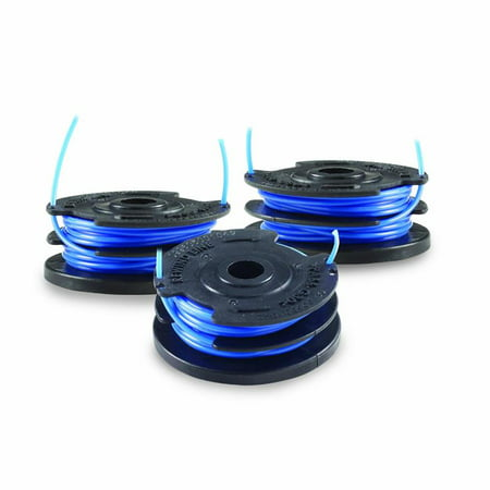 Toro 88528 3-Pack Dual Line Replacement Spools 0.065 #88528 ()