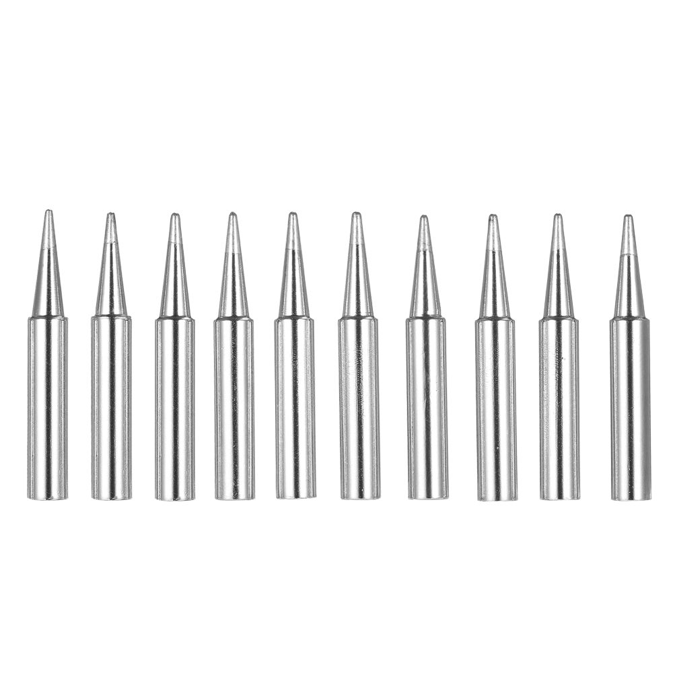 900M-T-B Soldering Solder Iron Tips Kit for 936//937//938//969 Soldering Station
