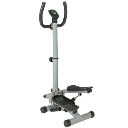 Best Choice Products Stepper Machine with Handles (Best Indoor Cardio Workout Machine)