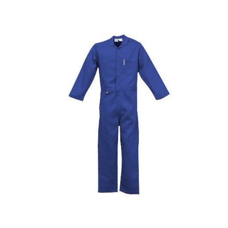 117163889b67 Stanco Safety Products Size 2X Navy Blue Nomex Nomex IIIA Arc Rated Flame  Resistant Coveralls With Front Zipper Closure - Walmart.com