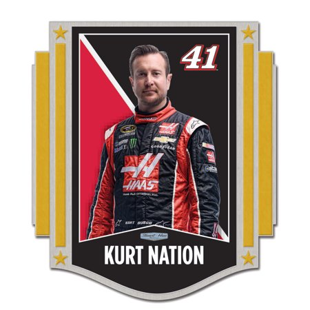 Kurt Busch WinCraft 2015 Collector Pin - No Size