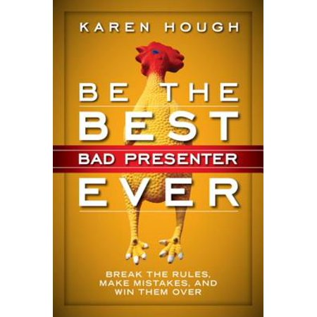 Be the Best Bad Presenter Ever - eBook