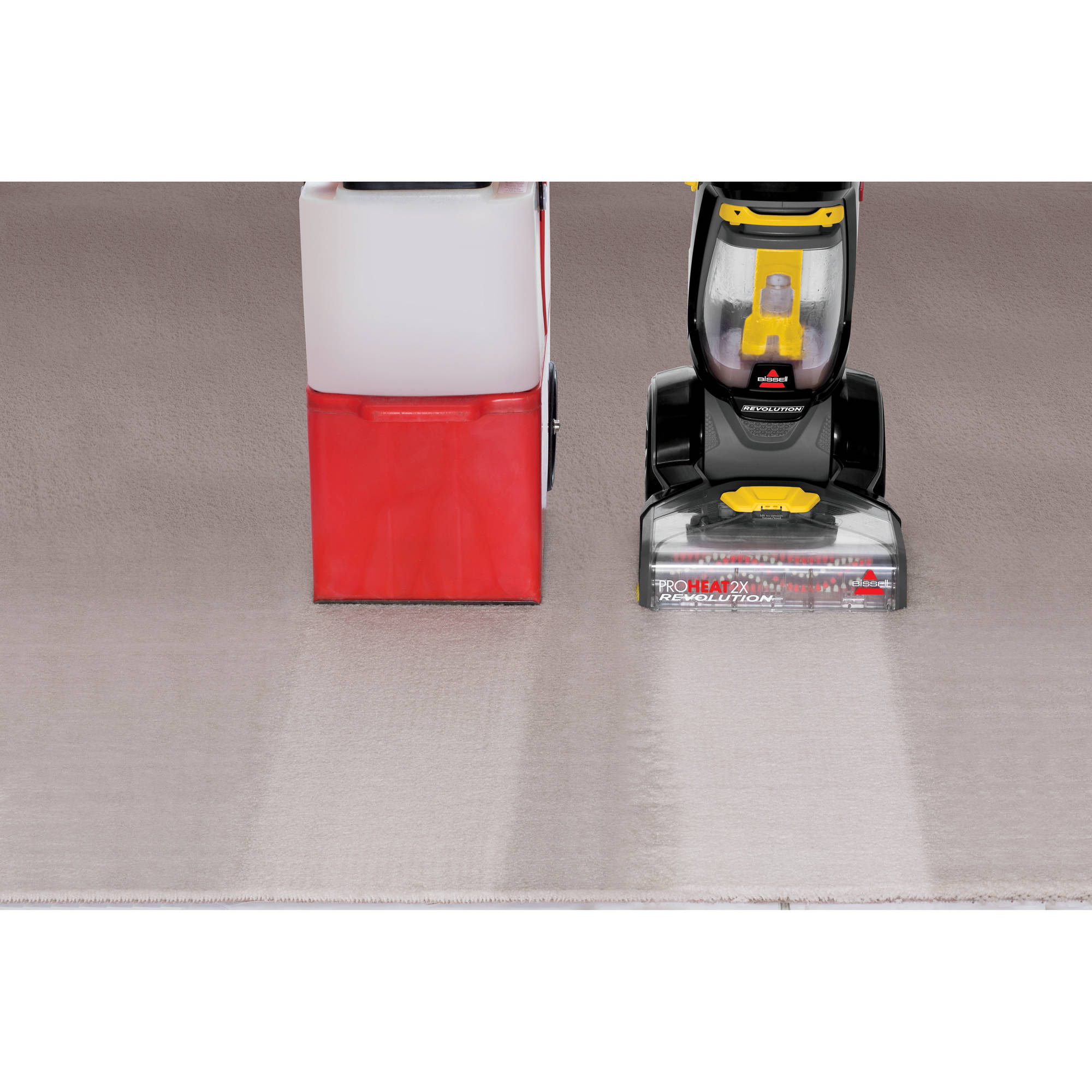 bissell proheat 2x revolution with formula walmartcom