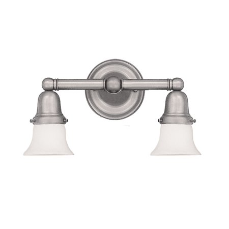 Historic Collection 2 Light Bath Bracket