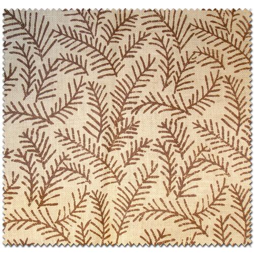 Textile Creations Home Decor Burlap, Fern, Dark Brown