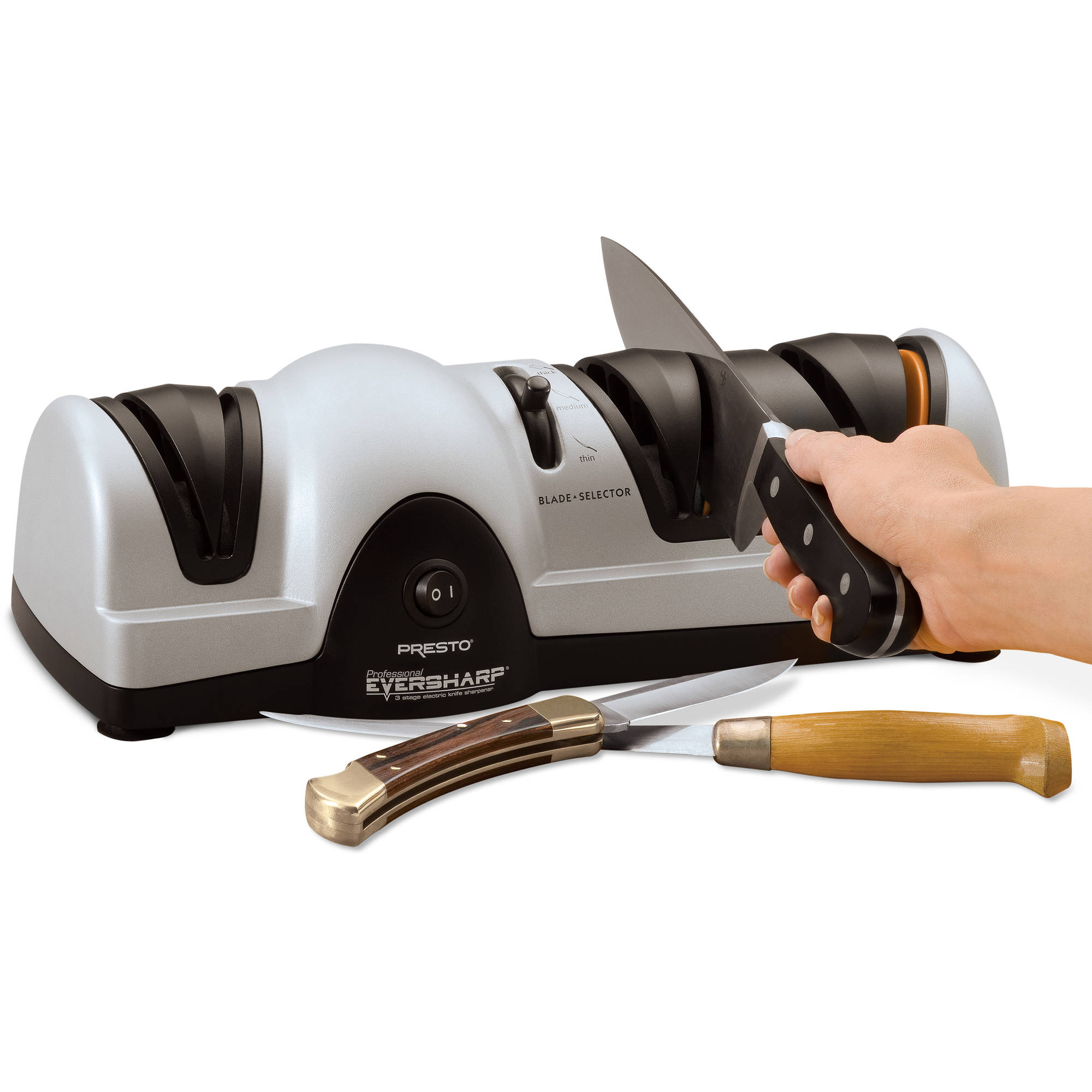 presto eversharp electric knife sharpener - walmart