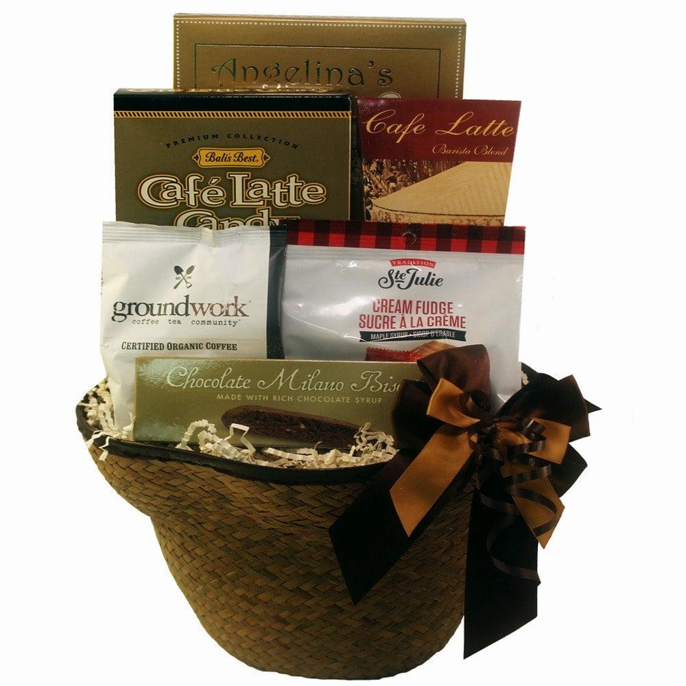 Art of Appreciation Gift Baskets Espresso Yourself Coffee Lovers Gift Basket