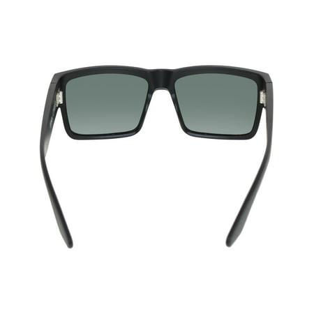 99450f569 Spy Sunglasses 673180374863 Cyrus HD Plus Lenses Square Shape, Matte Black  - image 1 of ...