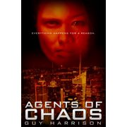 Agents of Chaos (Agents of Change #2) - eBook